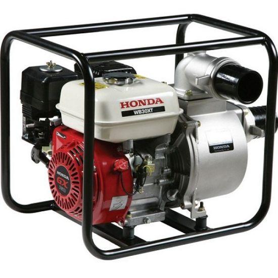 Motopompa pentru apa curata si semimurdara Honda
