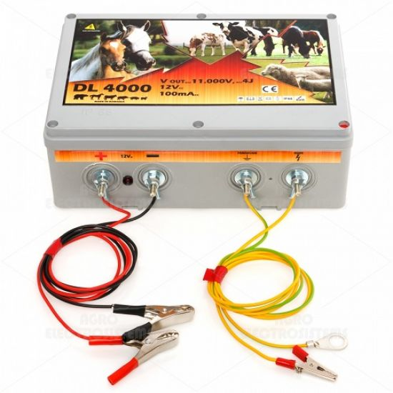 Aparat gard electric DL4000, 12 V