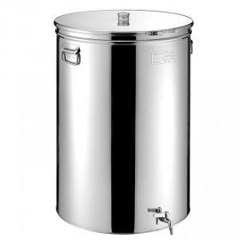 Cisterna inox MetalBox 165 L