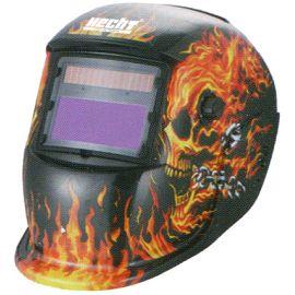 Masca de sudura cu indicator pentru baterie scazuta Hecht 900241